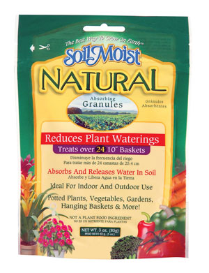 photo of SoilMoist Natural 3oz Bag